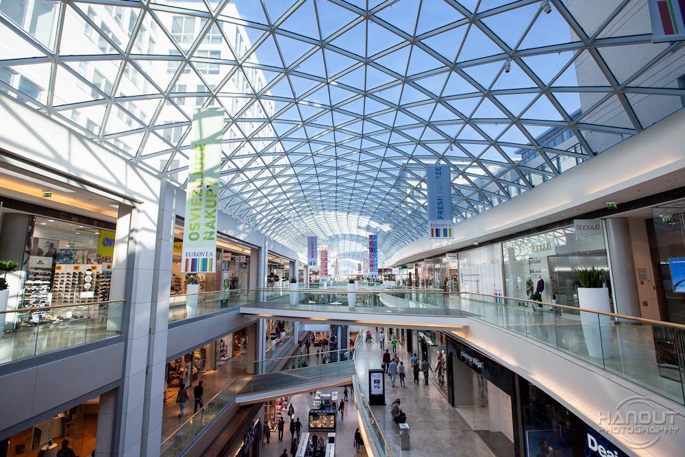 Eurovea Galleria Shopping Center, Bratislava, Slovakia [2012]