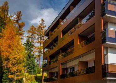 Apartmánový dom – ARMERIA Residence