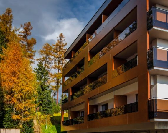 Apartment House – ARMERIA Residence